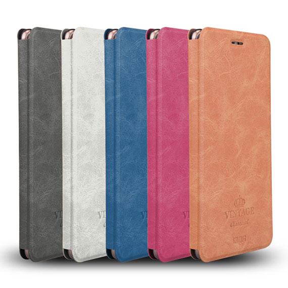 Кожаный чехол (книжка) MOFI Vintage Series для Xiaomi Redmi Note 5A Prime / Redmi  Y1