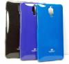 TPU чехол Mercury Jelly Color series для Xiaomi MI4