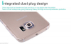 TPU чехол Nillkin Nature Series для Samsung Galaxy S6 Edge Plus