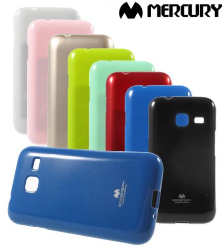 TPU чехол Mercury Jelly Color series для Samsung J105H Galaxy J1 Mini / Galaxy J1 Nxt