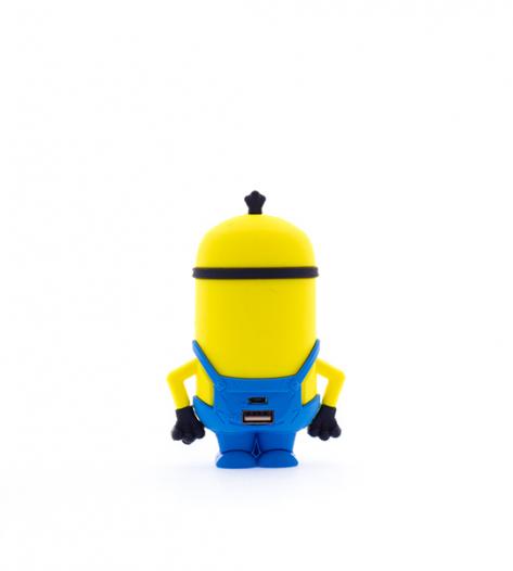 Дополнительный внешний аккумулятор Funny Minions 8800 mAh