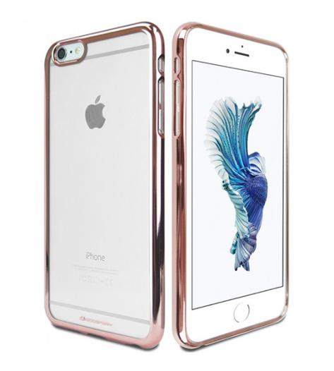TPU чехол Mercury Ring 2 для Apple iPhone 6/6s (4.7