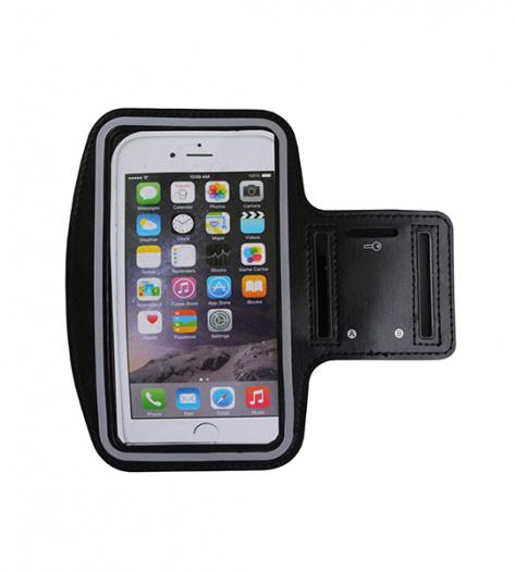 Неопреновый спортивный чехол на руку для смартфонов 143х71х7