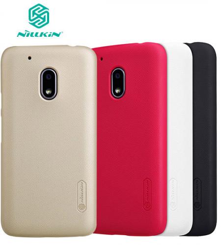 Чехол Nillkin Matte для Motorola Moto G4 Play (+ пленка)