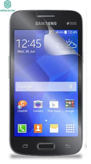 Защитная пленка Nillkin Crystal для Samsung G350E Galaxy Star Advance