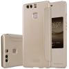 Кожаный чехол (книжка) Nillkin Sparkle Series для Huawei P9 Plus