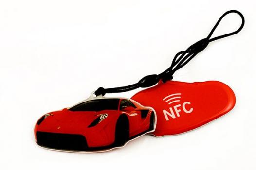 NFC-брелок