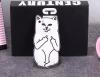 Чехол F*ck Off Cat для Apple iPhone 5/5S/SE