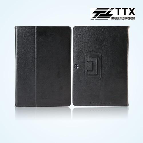 Кожаный чехол-книжка TTX с функцией подставки для Asus MeMO Pad Smart 10 ME301T (СКИДКА!)