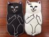 "Чехол F*ck Off Cat для Apple iPhone 6/6s (4.7"")"