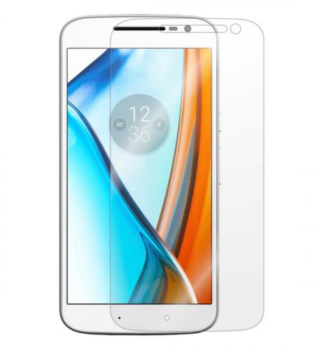 Защитное стекло Ultra Tempered Glass 0.33mm (H+) для Motorola Moto G4 / G4 Plus (картонная упаковка)