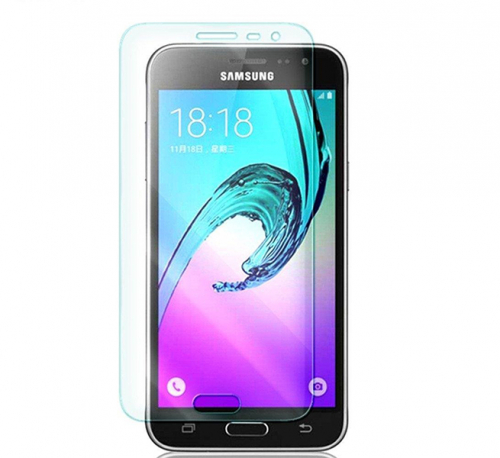 Защитное стекло Ultra Tempered Glass 0.33mm (H+) для Samsung J320F Galaxy J3 (2016) (карт. уп-вка)