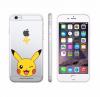 """Прозрачный силиконовый чехол """"Pokemon Go"""" для Apple iPhone 6/6s (4.7"""")"""