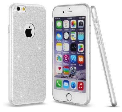Пластиковая накладка IMAK Bling series для Apple iPhone 6/6s (4.7