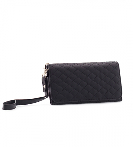 Кожаный чехол (бумажник) Only (135х70)