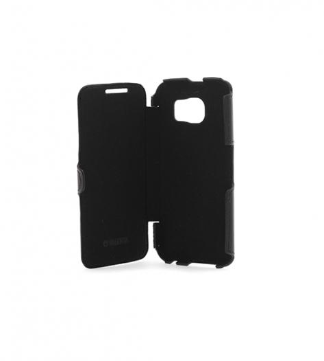 Кожаный чехол (книжка) Valenta для Samsung Galaxy S6 G920F/G920D Duos