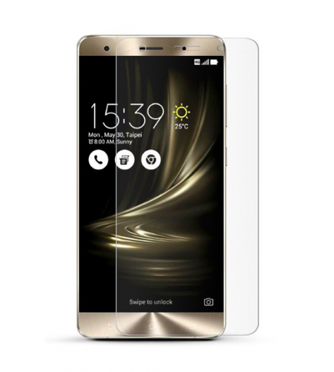 Защитное стекло Ultra Tempered Glass 0.33mm (H+) для Asus Zenfone 3 Deluxe (ZS570KL) (в упаковке)