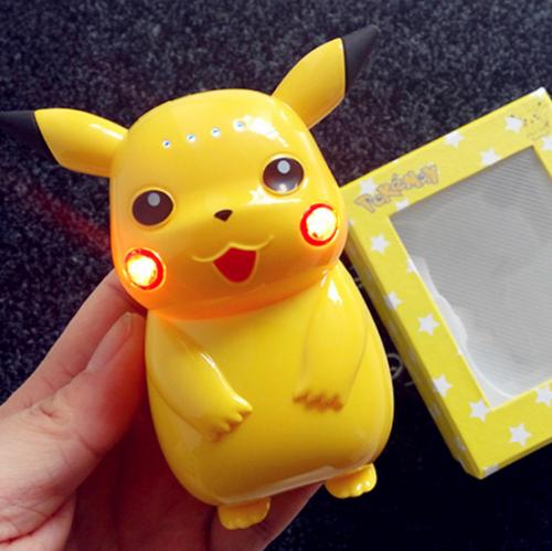 Дополнительный внешний аккумулятор Pokemon Go 10000mAh