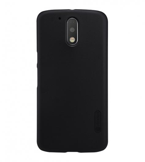 Чехол Nillkin Matte для Motorola Moto G4 / G4 Plus (+ пленка)