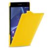 Кожаный чехол (флип) TETDED для Sony Xperia Z2 (L50)