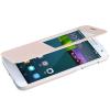 Кожаный чехол (книжка) Nillkin Sparkle Series для Huawei G7