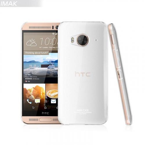 Пластиковая накладка IMAK Crystal Series для HTC One / ME