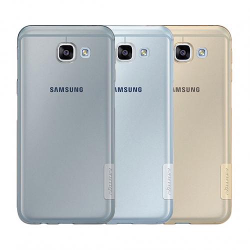 TPU чехол Nillkin Nature Series для Samsung A810 Galaxy A8 (2016)