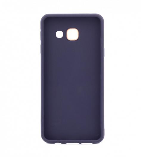 TPU чехол с металлической вставкой iFace для Samsung A710F Galaxy A7 (2016)