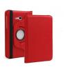 Кожаный чехол-книжка TTX (360 градусов) для Samsung Galaxy Tab 3 Lite T110/T111