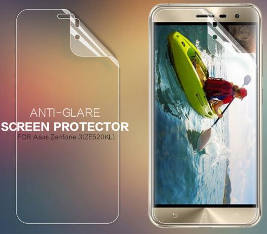 Защитная пленка Nillkin для Asus Zenfone 3 (ZE520KL)