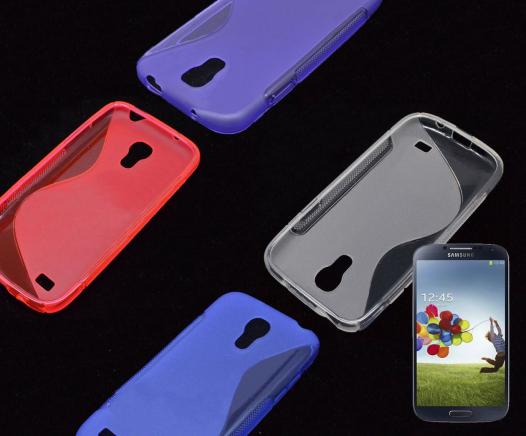 TPU Duotone для Samsung i9500 Galaxy S4