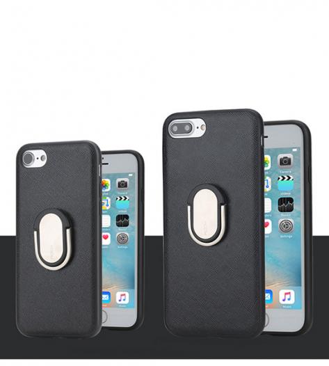 TPU+PC чехол Rock Ring Holder Case M1 Series для Apple iPhone 7 plus (5.5