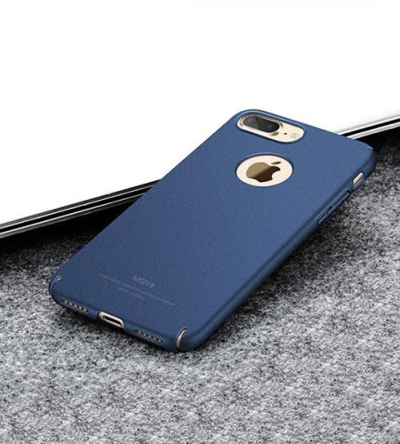 Пластиковый чехол Msvii Quicksand series для Apple iPhone 7 plus (5.5