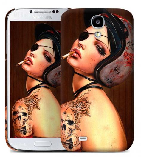 Чехол «Carnivora» для Samsung Galaxy s4 / Galaxy S4 mini