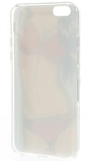 TPU чехол IMD Erotic Print для Apple iPhone 6/6s (4.7