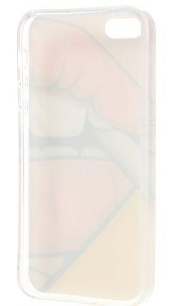 TPU чехол IMD Erotic print для Apple iPhone 5/5S/SE