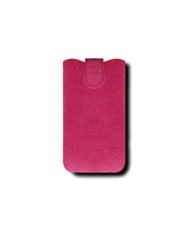 Кожаный футляр Mavis Premium VELOUR для Apple iPhone 4/4S/HTC Desire V/X