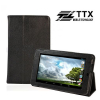 Кожаный чехол-книжка TTX с функцией подставки для Asus MeMO Pad ME172V