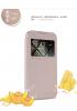 Кожаный чехол (книжка) Nillkin Sparkle Series для HTC Desire 320