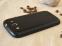 TPU чехол с кожаной текстурой для Samsung i9300 Galaxy S3