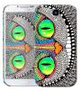 Чехол «Чешир» для Samsung Galaxy s4 / Galaxy S4 mini