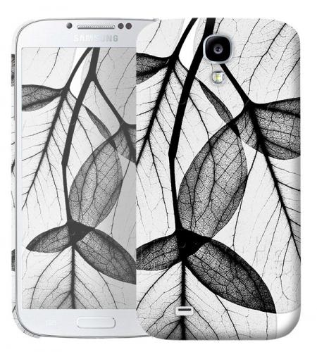 Чехол «Листики» для Samsung Galaxy s4 / Galaxy S4 mini