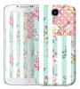Чехол «Цветы Америка» для Samsung Galaxy s4 / Galaxy S4 mini