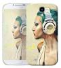 Чехол «Music» для Samsung Galaxy s4 / Galaxy S4 mini