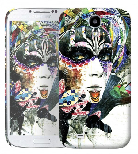 Чехол «Арлекин» для Samsung Galaxy s4 / Galaxy S4 mini