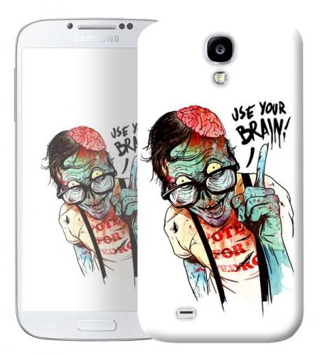 Чехол «Думай» для Samsung Galaxy s4 / Galaxy S4 mini