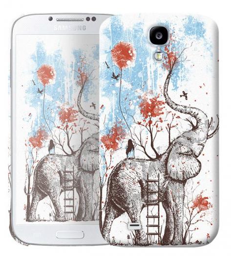 Чехол «Вдохновение» для Samsung Galaxy s4 / Galaxy S4 mini