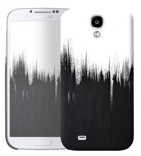 Чехол «Белое и Черное» для Samsung Galaxy s4 / Galaxy S4 mini