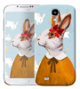 Чехол «Lady Bunny» для Samsung Galaxy s4 / Galaxy S4 mini