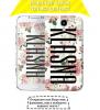 Чехол «Именной чехол KLASNA» для Samsung Galaxy s4 / Galaxy S4 mini